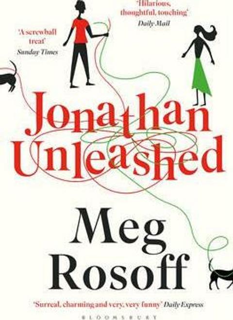 Rosoff, Meg / Jonathan Unleashed