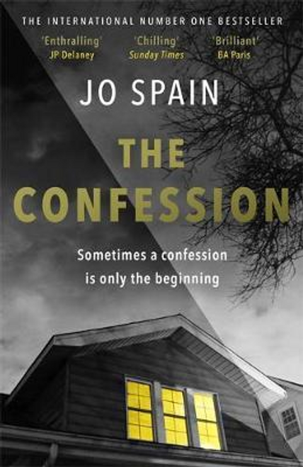 Spain, Jo / The Confession