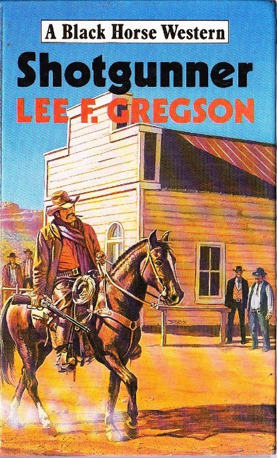 Gregson, Lee F. / Shotgunner