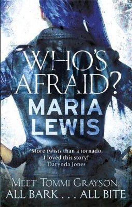 Lewis, Maria / Who's Afraid?