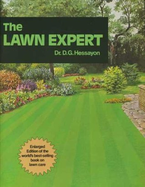 Hessayon, D.G - The Lawn Expert ( Enlarged Edition) - Gardening - PB