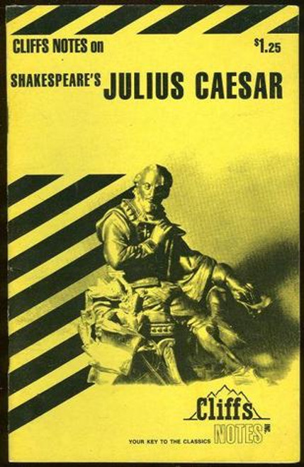 Cliffs Notes - Shakespeare's Julius Caesar - PB - Study Aid