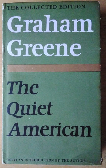 Greene, Graham - The Quiet American - HB 1973 Collected Edition Reprint