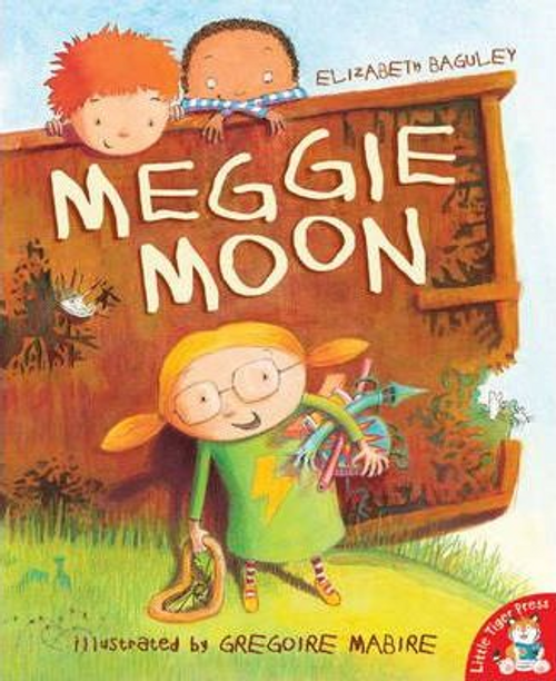 Baguley, Elizabeth / Meggie Moon (Children's Picture Book)