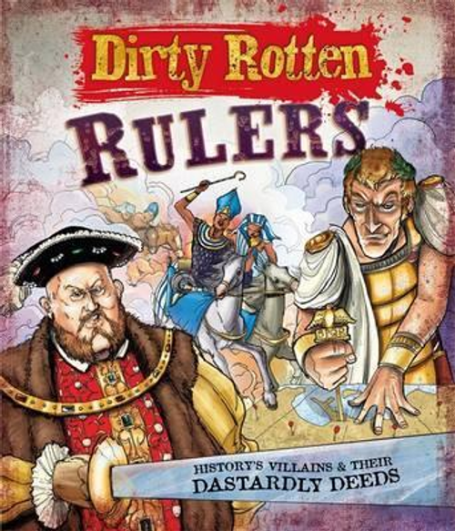 Pipe, Jim / Dirty Rotten Rulers (Children's Picture Book)