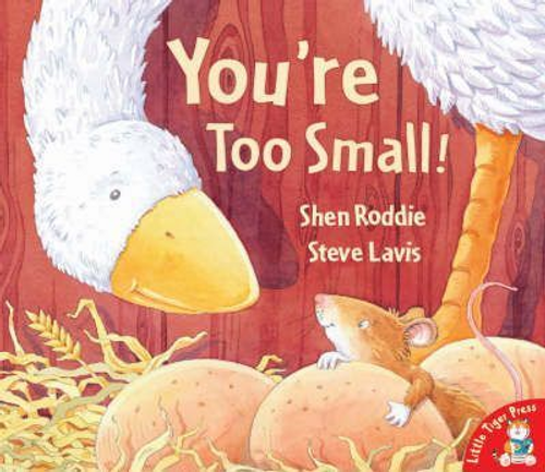Roddie, Shen / You're Too Small (Children's Picture Book)