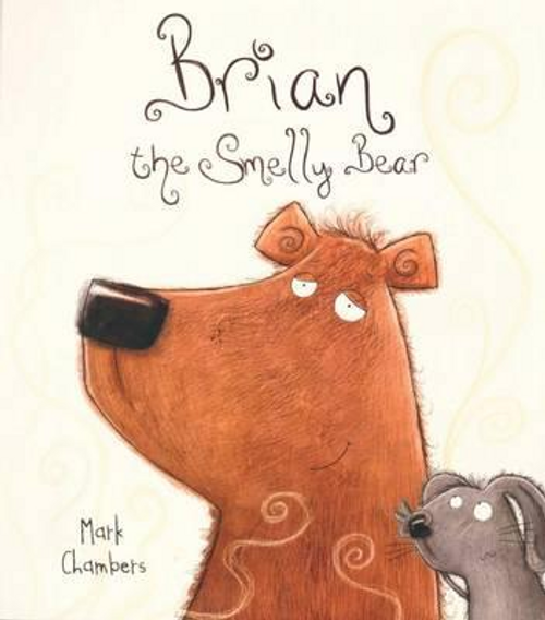 Books, Hinkler / Brian the Smelly Bear (Children's Picture Book)