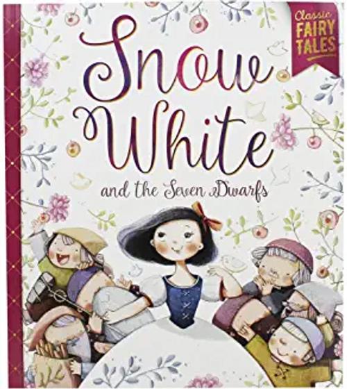 Books, Hinkler / Bonney Press Fairytales: Snow White (Children's Picture Book)