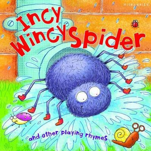 Belinda, Gallagher / C24 Rhyme Time Incy Wincy Spider (Children's Picture Book)