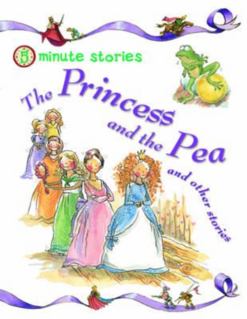 Kelly, Miles / The Princess and the Pea and Other Stories (Children's Picture Book)
