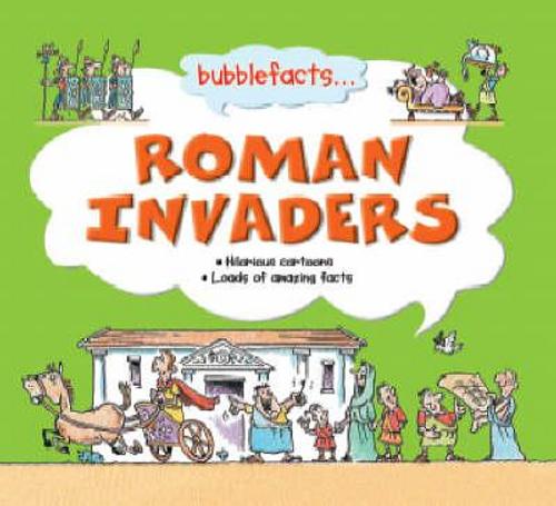 Gallagher, Belinda / Roman Invaders (Children's Picture Book)