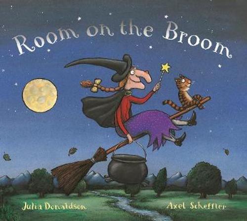 Donaldson, Julia / Room on the Broom (Children's Picture Book)