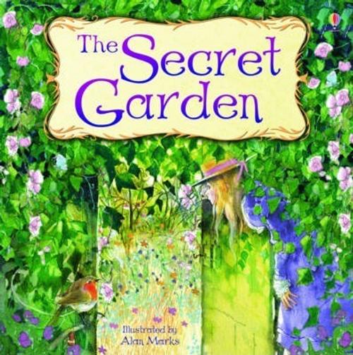 Davidson, Susanna / The Secret Garden (Children's Picture Book)