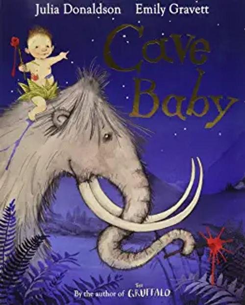 Donaldson, Julia / Cave Baby (Children's Picture Book)