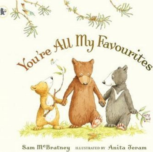McBratney, Sam / You're All My Favourites (Children's Picture Book)