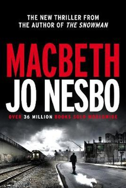 Nesbo, Jo - Macbeth - PB - BRAND NEW - 2020 - Thriller