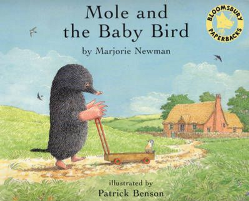 Newman, Marjorie / Mole and the Baby Bird (Children's Picture Book)