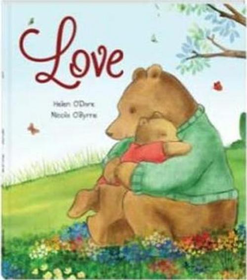 Books, Hinkler / Love (Children's Picture Book)