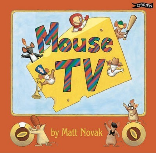 Novak, Matt / Mouse TV (Children's Picture Book)