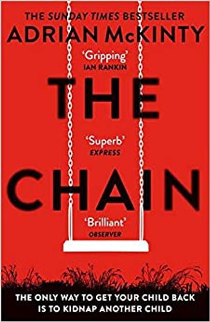 McKinty, Adrian - The Chain - PB - BRAND NEW  - Crime Thriller Bestseller - 2020