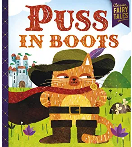 Press, Bonney / Puss In Boots (Children's Picture Book)