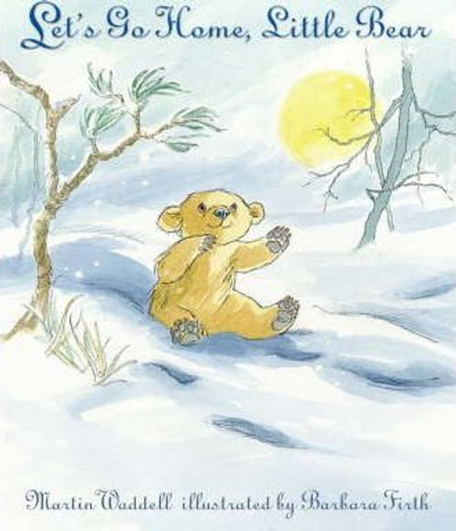 Waddell, Martin / Let's Go Home, Little Bear (Children's Picture Book)