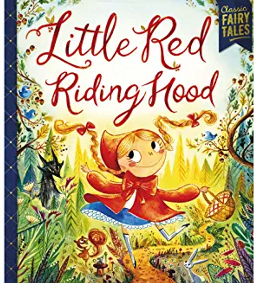Little Red Riding Hood (Children's Picture Book)