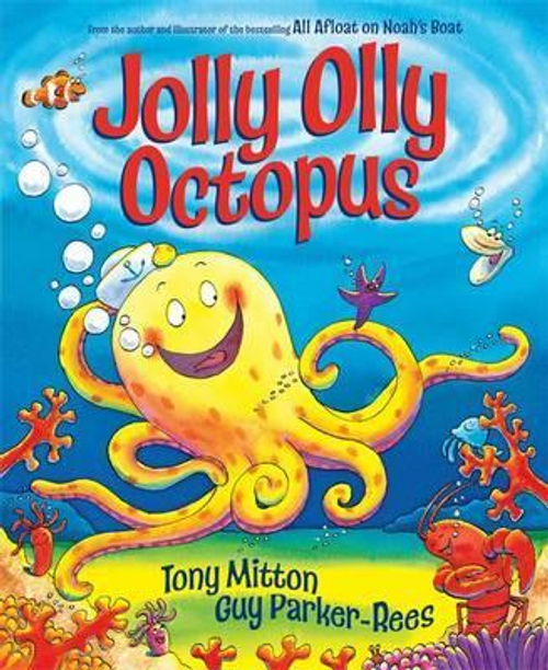 Mitton, Tony / Jolly Olly Octopus (Children's Picture Book)