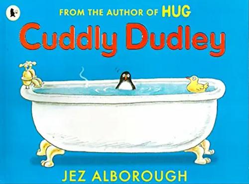 Alborough, Jez / Cuddly Dudley (Children's Picture Book)