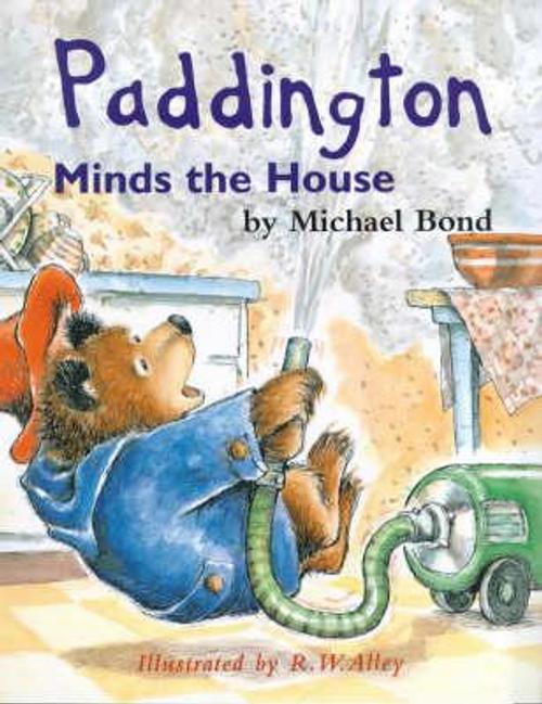 Bond, Michael / Paddington Minds the House (Children's Picture Book)