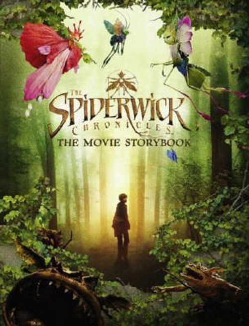 West, Tracey / Spiderwick Chronicles Movie Storybook (Children's Picture Book)