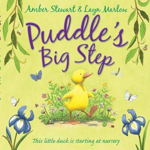 Stewart, Amber / Puddle's Big Step (Children's Picture Book)