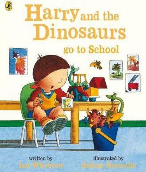 Whybrow, Ian / Harry and the Dinosaurs Go to School (Children's Picture Book)