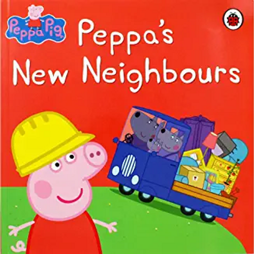 Archer, Mandy / Peppa Pig: Peppa's New Neighbours (Children's Picture Book)