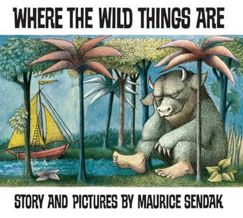 Sendak, Maurice / Where The Wild Things Are (Children's Picture Book)