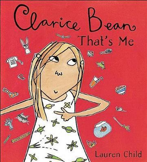 Child, Lauren / Clarice Bean, That's Me (Children's Picture Book)