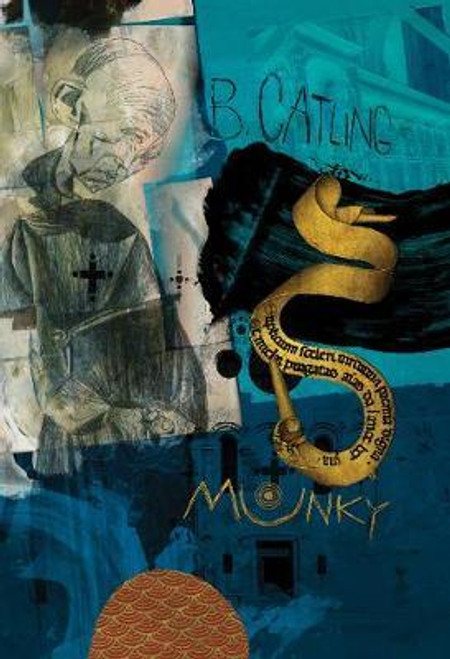 Catling, B - Munky - BRAND NEW Double Signed HB ( Illustrated by Dave McKean) - Swan River Press - 2020