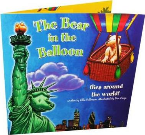 Patterson, Ellie / Bear in the Baloon (Children's Picture Book)