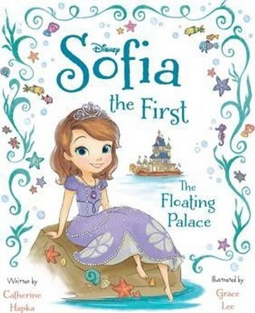 Hapka, Catherine / Disney Sofia the First the Floating Palace Deluxe Picture Book (Children's Picture Book)