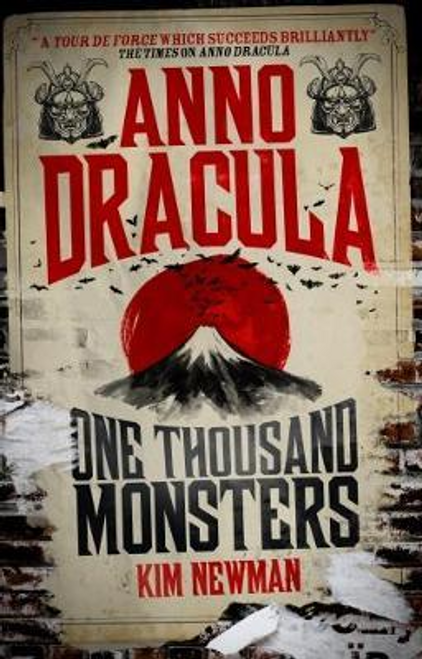Newman, Kim / Anno Dracula - One Thousand Monsters