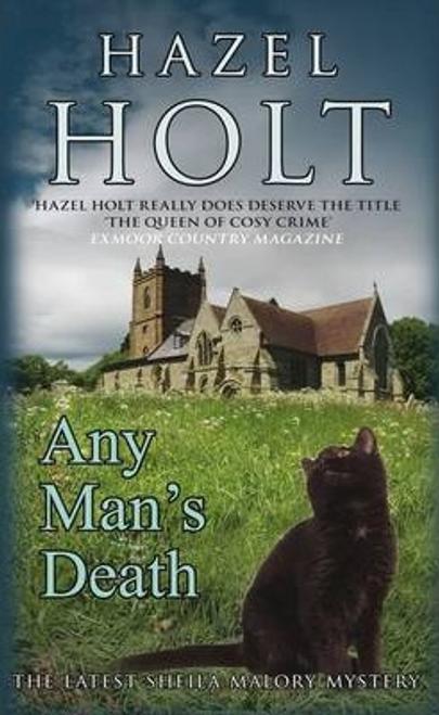 Holt, Hazel / Any Man's Death
