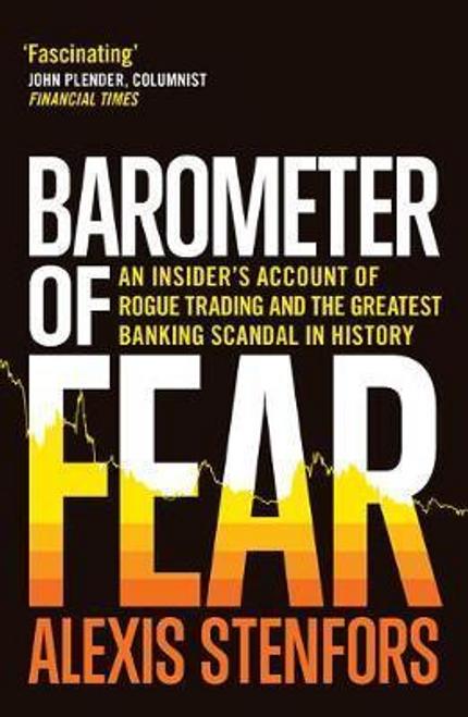 Stenfors, Alexis / Barometer of Fear