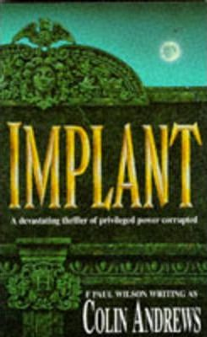 Andrews, Colin / Implant