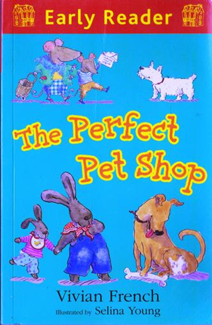 French, Vivian / The Perfect Pet Shop