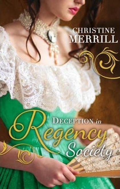 Merrill, Christine / Deception in Regency Society