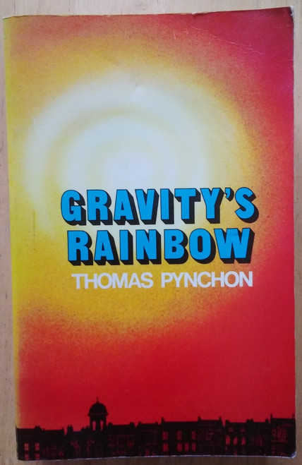 Pynchon, Thomas - Gravity's Rainbow - PB 1st Edition - Jonathan Cape 1973