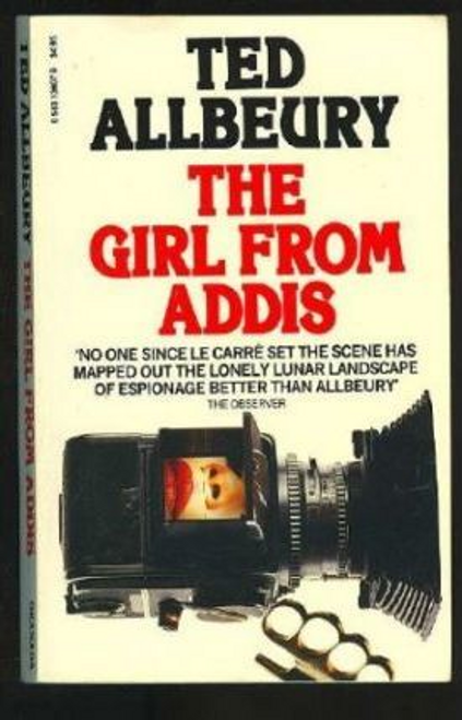 Allbeury, Ted / Girl from Addis