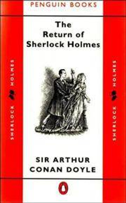 Doyle, Arthur Conan - A Study in Scarlet & The Return of Sherlock Holmes - 2 x Penguin Classic Crime PB