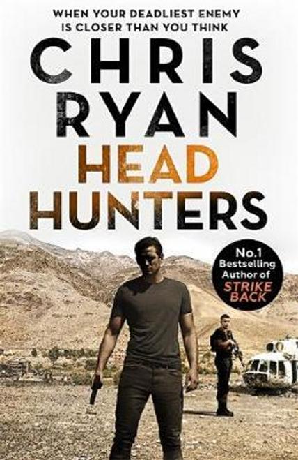 Ryan, Chris / Head Hunters