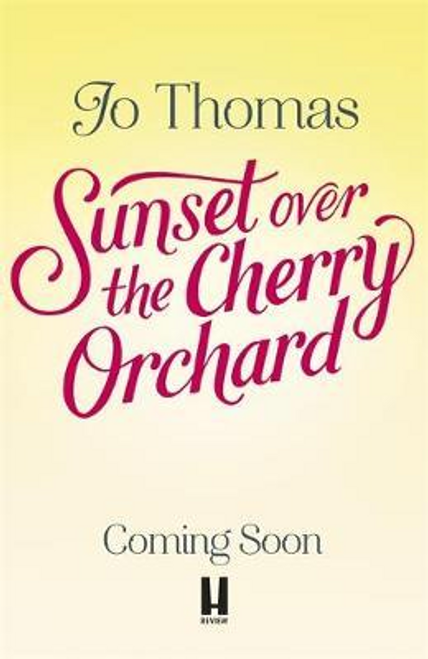 Thomas, Jo / Sunset over the Cherry Orchard